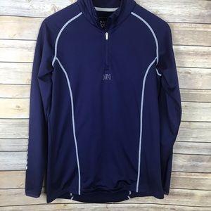 Helly Hanson Long Sleeve 1/4 Zip Pullover Jacket